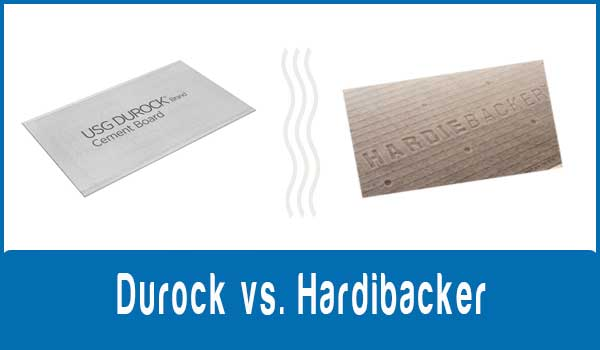 hardibacker vs durock