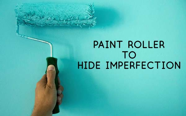 Best Paint Roller to Hide Imperfections