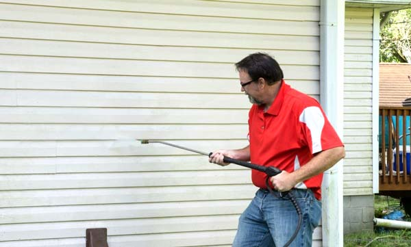 best aluminum siding cleaner