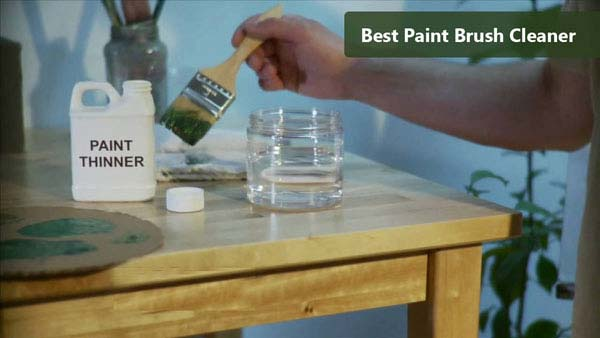 best paint brush cleaner