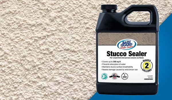 Best Stucco Sealer