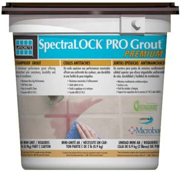 Laticrete, SpectraLOCK Pro Grout Premium Mini Unit S-225CQ-NS-00