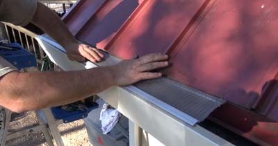 How To Choose The Best Gutter Guards For Metal Roofs