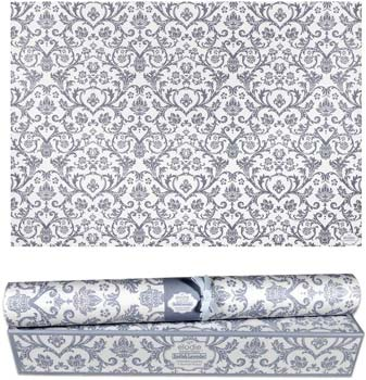 Elodie Essentials Scented Drawer and Shelf Liners - Royal Damask Print
