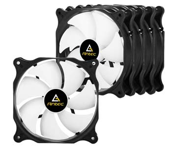 Antec PF12 Series Case Fans, 5 Packs